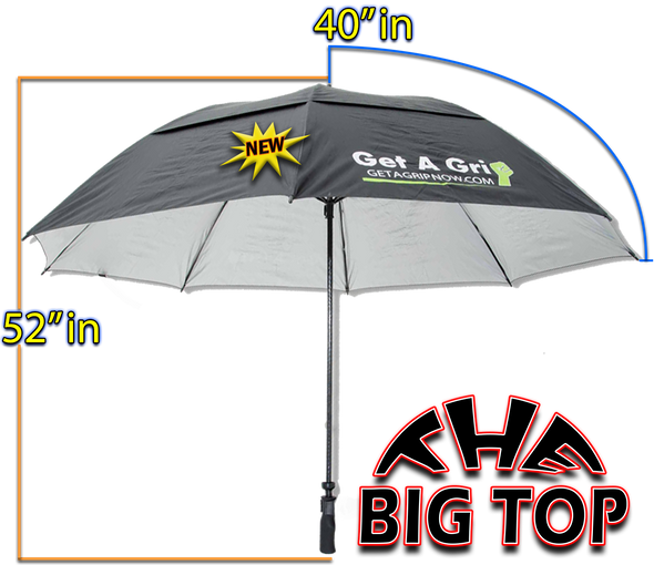 "Dream Event Umbrella Only ""The Big Top"" 80 inch"