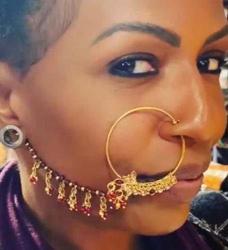 Nose Chains