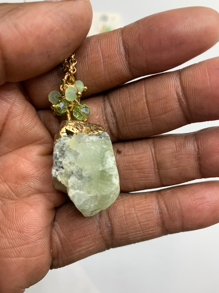 Natural Gem on Chain