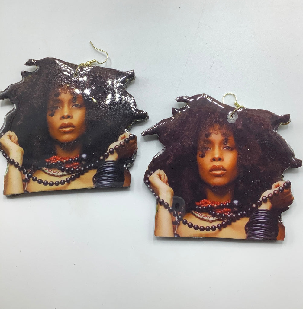 Image Earrings (Badu)