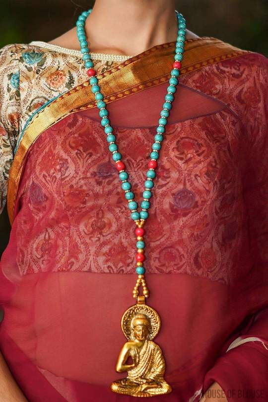 Buddha Tibetan Necklace