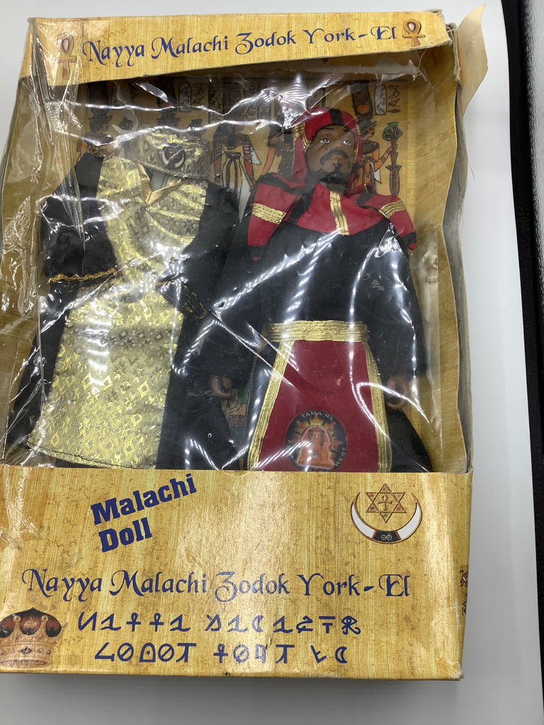 Malachi Doll (Red)