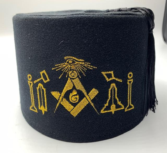 Masonic Crown with tassel
