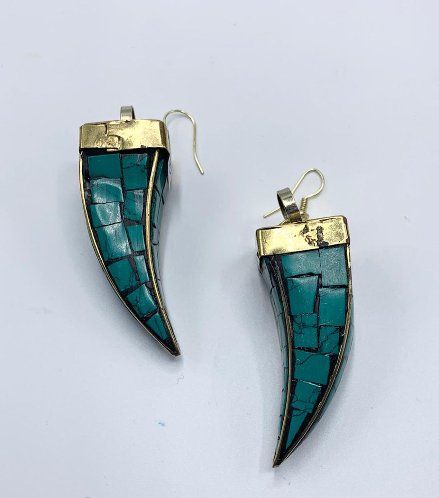 Turquoise Horn
