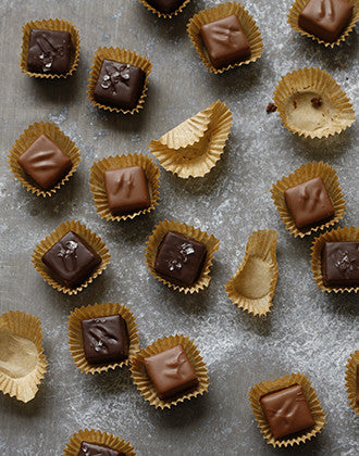 32 Piece Chocolate-Covered Caramels