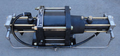 Hydraulics International Air Driven Gas Booster Pump Paintball SCUBA HPA