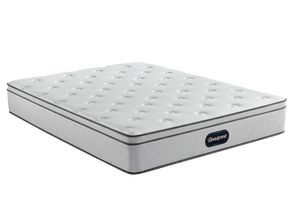 Simmons Beautyrest BR800 Plush Euro Top at Real Deal Sleep