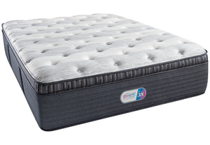 Simmons Beautyrest Clover Springs Luxury Firm Pillow Top at Real Deal Sleep