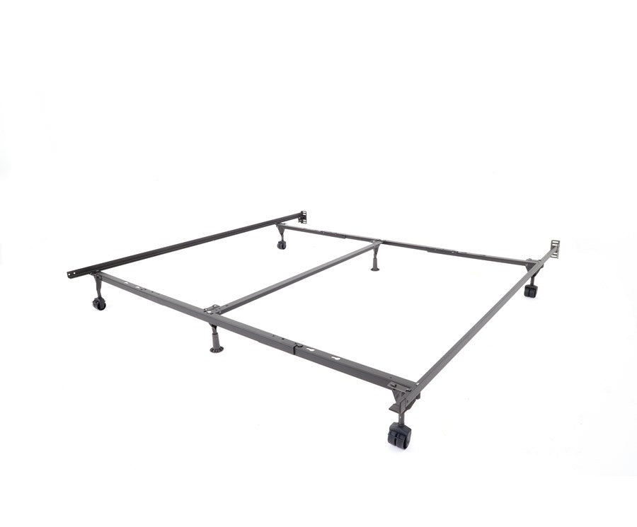 Mantua Metal Bed Frame - California King/Eastern King at Real Deal Sleep