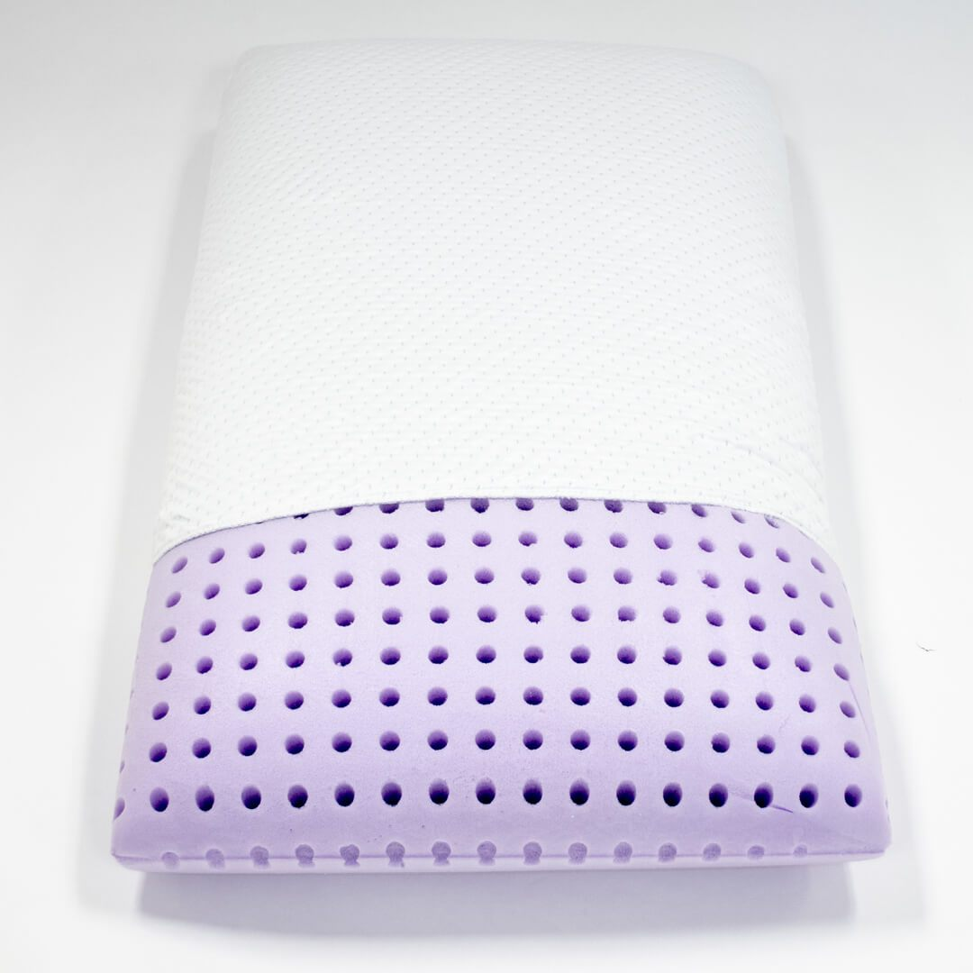 Blu Sleep Aqua Gel Pillow - Infused with Mallow Flower Oil at Real Deal Sleep
