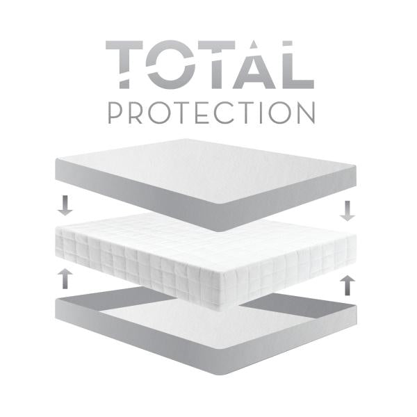 Malouf Encase® Box Spring Protector at Real Deal Sleep