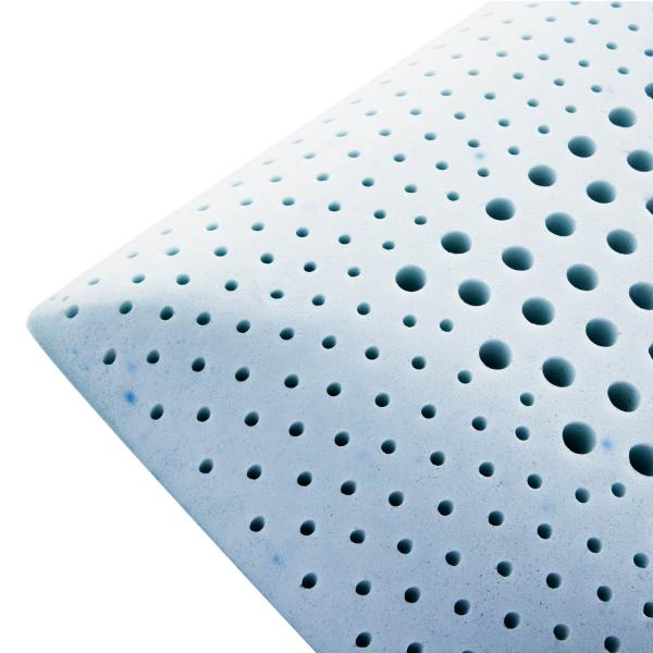 Malouf Zoned Gel Talalay Latex Pillow at Real Deal Sleep