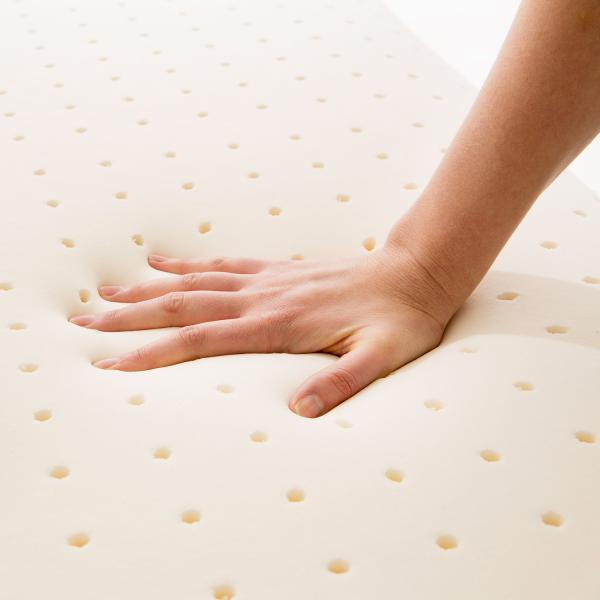 "Malouf 2"" Latex Foam at Real Deal Sleep"