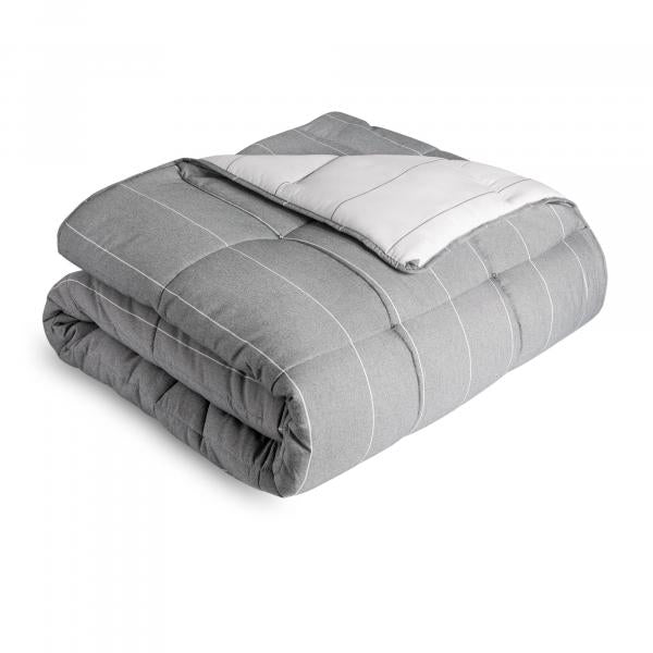 Malouf Woven™ Chambray Comforter Set at Real Deal Sleep