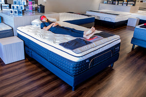 Real Deal Sleep Jacklin Luxury Firm Eurotop Hybrid at Real Deal Sleep
