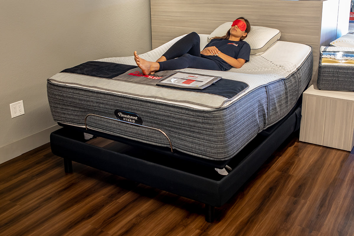 Simmons Beautyrest BRX1000-IP Extra Firm at Real Deal Sleep