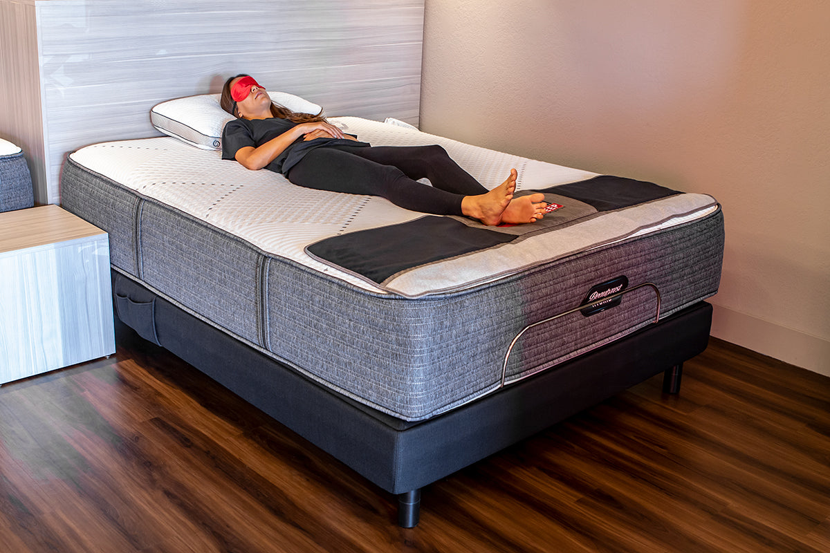 Simmons Beautyrest BRX1000-IP Medium at Real Deal Sleep