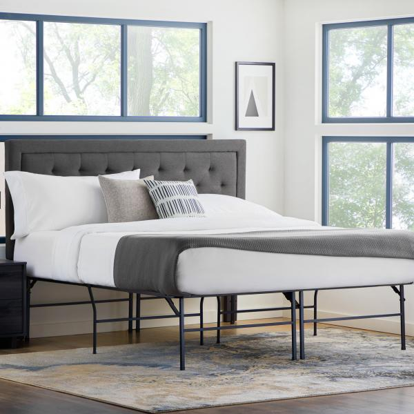 "Malouf Highrise™ HD, 18"" Bed Frame"