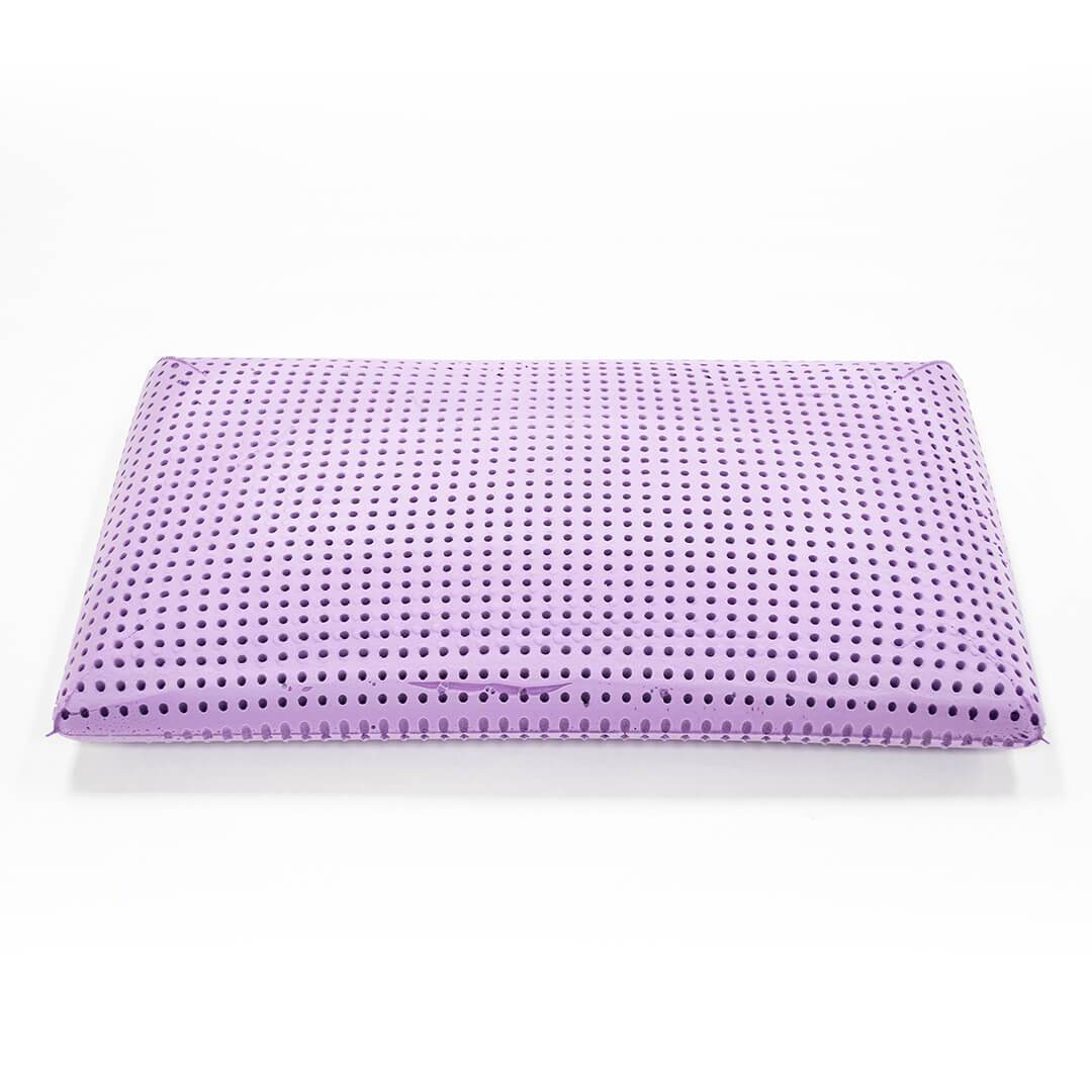 Blu Sleep Soothe Memory Foam Pillow - Infused with Lavender Oil at Real Deal Sleep