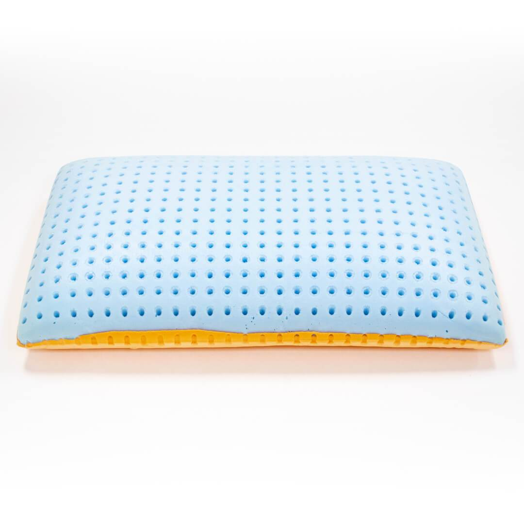 Blu Sleep Vita Gel Pillow - Infused with Soy Oil at Real Deal Sleep