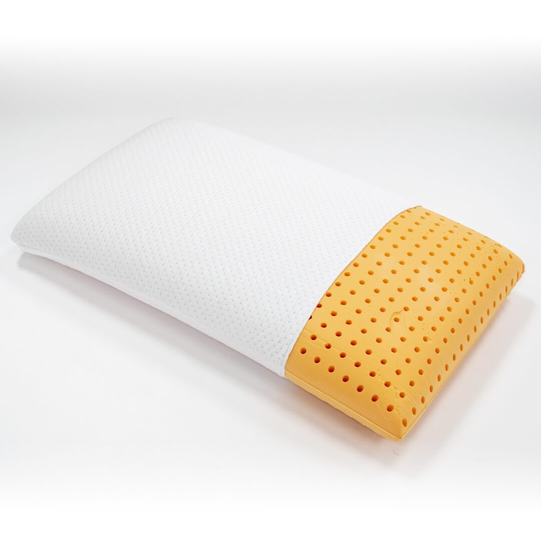 Blu Sleep Vitality Memory Foam Pillow - Infused with Soy Oil at Real Deal Sleep