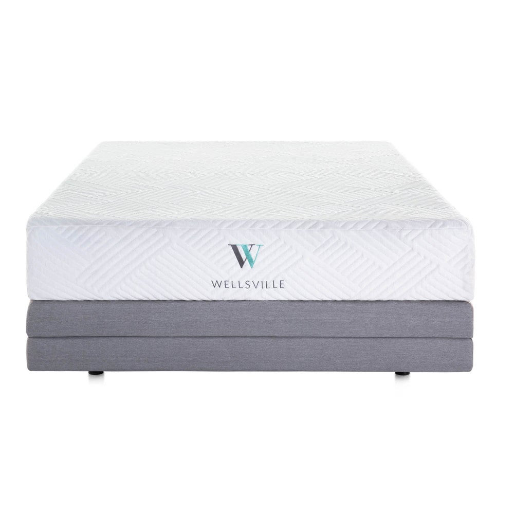 Wellsville 11 Inch Gel Memory Foam Mattress