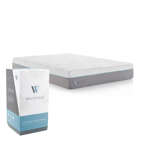 Wellsville 11 Inch Gel Hybrid Mattress