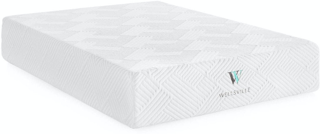 Wellsville 14 Inch Gel Memory Foam Mattress
