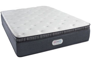 Simmons Beautyrest Beacon Hill Plush Pillow Top TT at Real Deal Sleep