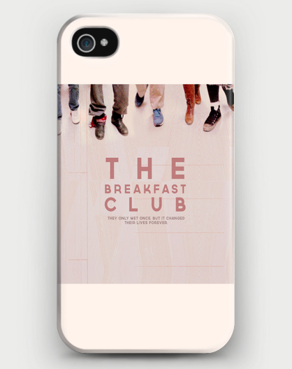 The Breakfast Club iPhone Case - CrewWear