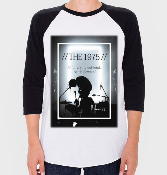 The 1975 Baseball Tee (Unisex) - CrewWear