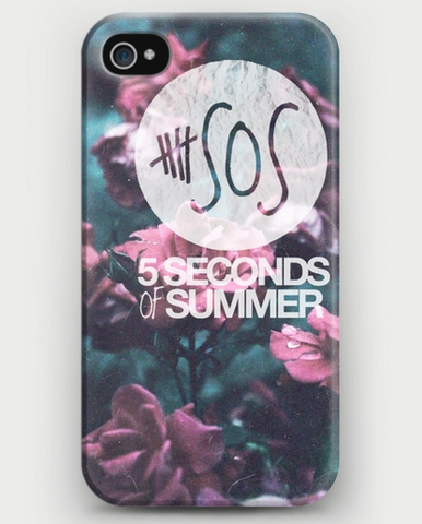 5 Seconds of Summer iPhone Case