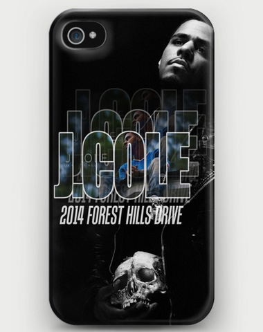 J.COLE 2014 Forest Hills Drive iPhone Case
