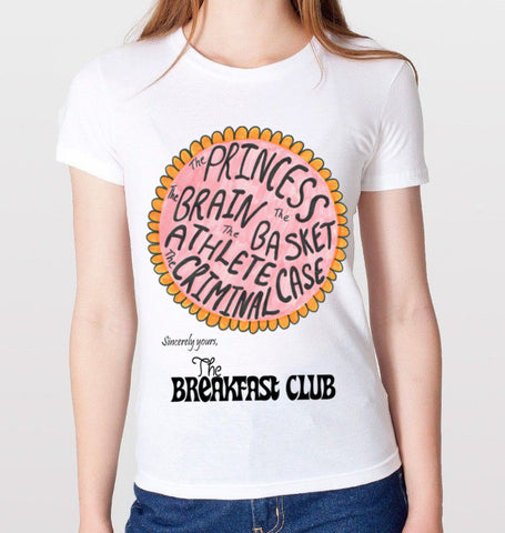 The Breakfast Club T-Shirt (Women)
