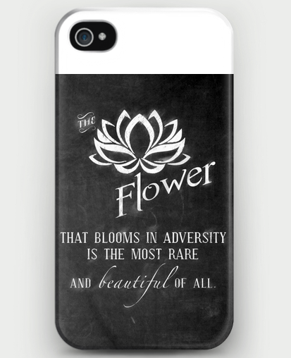 Mulan Disney Quote iPhone Case - CrewWear
