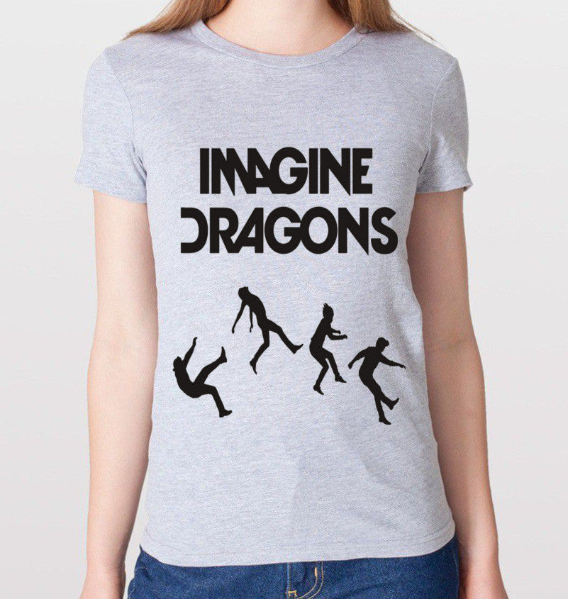 Imagine Dragons T-Shirt (Women) - CrewWear