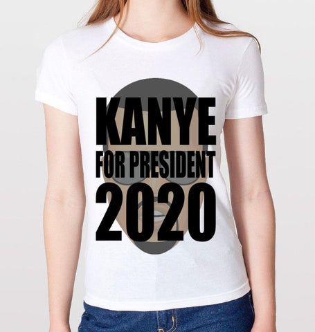 KANYE FOR PRESIDENT 2020 Women T-Shirt