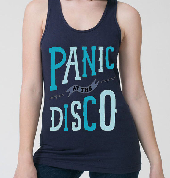 Panic! At The Disco Tank-Top (Women) - CrewWear