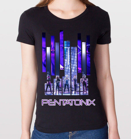 Pentatonix T-Shirt (Women)