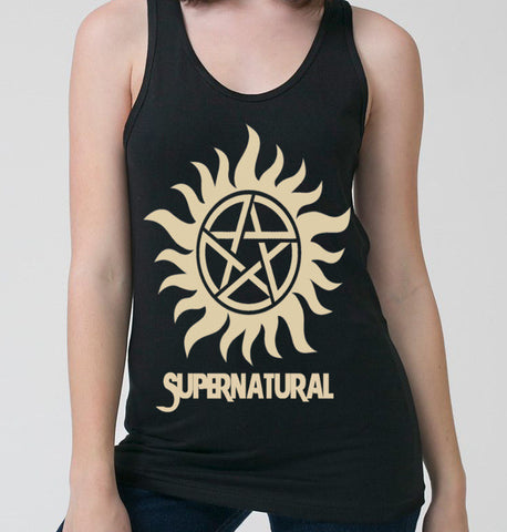 Supernatural Tank-Top (Women)