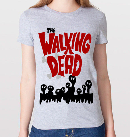 The Walking Dead T-Shirt (Women)