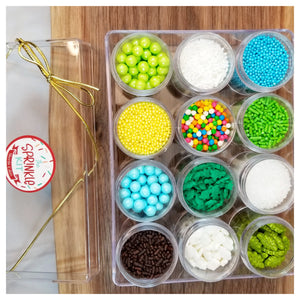 12 Piece Dinosaur Sprinkle Kit