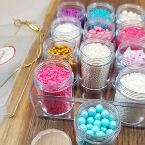 12 Piece Unicorn Sprinkle Kit