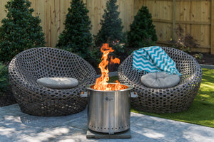 SCOUT Fire Pit