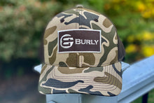 Load image into Gallery viewer, Classic Camo - Brown Trucker Hat
