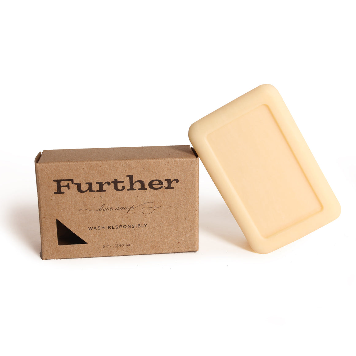 9 oz. Bar Soap – Further Glycerin Soap