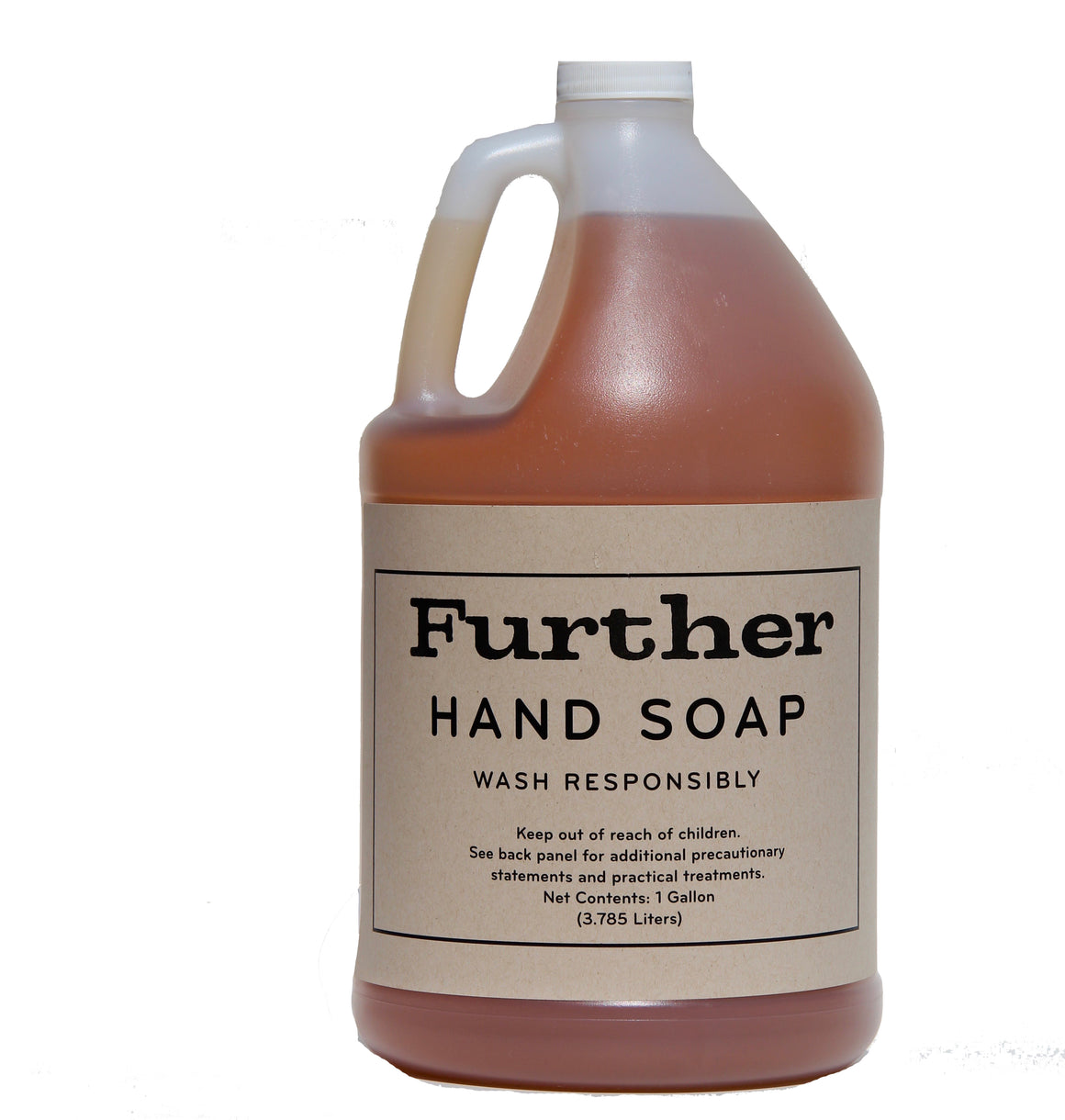 1 gallon - Further Soap Refill (online exclusive)