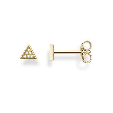 Alchemist Stud Earrings-Women - Jewelry - Earrings-SILADEA