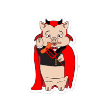 Load image into Gallery viewer, Devil Pig Sticker - Rudys Bar & Grill