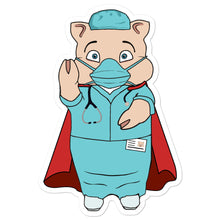 Load image into Gallery viewer, Nurse Masked Hero Pig - Rudys Bar & Grill